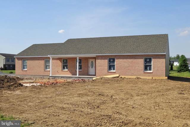 15454 Camden Drive, GREENCASTLE, PA 17225 (#PAFL180034) :: The Piano Home Group