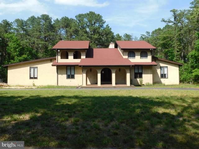 24 Grassy Lake Road, SHAMONG, NJ 08088 (#NJBL398286) :: Holloway Real Estate Group