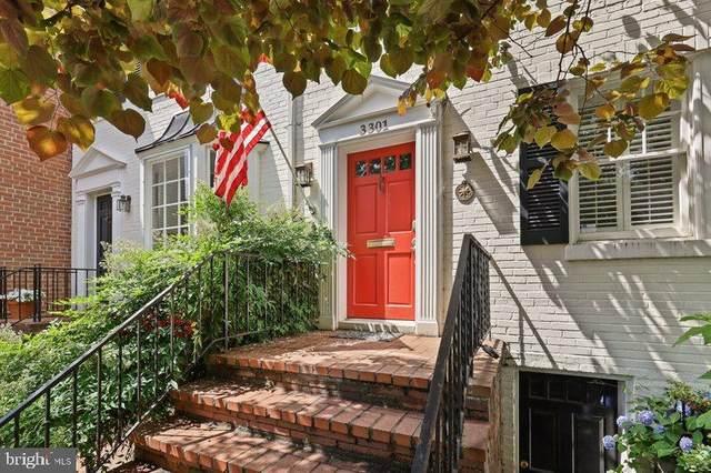 3301 Dent Place NW, WASHINGTON, DC 20007 (#DCDC522968) :: Jennifer Mack Properties