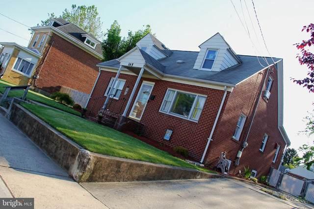 165 Fitzrandolph Avenue, TRENTON, NJ 08610 (#NJME312872) :: Century 21 Dale Realty Co