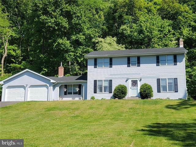 254 Knoll Drive, LEHIGHTON, PA 18235 (#PACC117710) :: Murray & Co. Real Estate