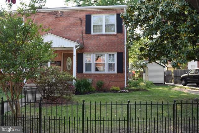 1220 S Buchanan Street, ARLINGTON, VA 22204 (#VAAR181934) :: Advance Realty Bel Air, Inc