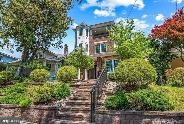 4415 P Street NW, WASHINGTON, DC 20007 (#DCDC523046) :: The Riffle Group of Keller Williams Select Realtors