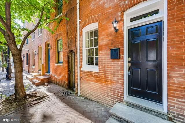 1608 Lancaster Street, BALTIMORE, MD 21231 (#MDBA552028) :: SURE Sales Group
