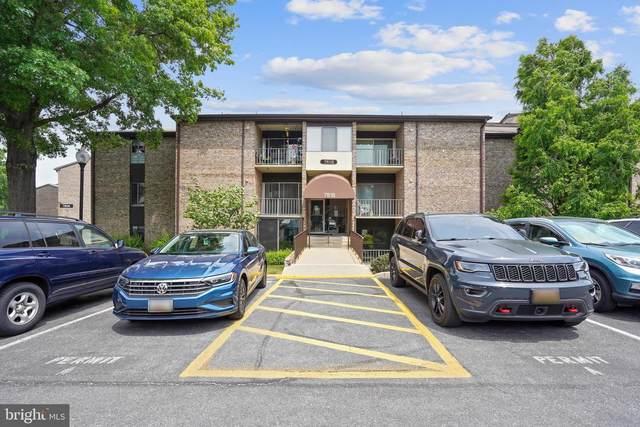 7818 Hanover Parkway #101, GREENBELT, MD 20770 (#MDPG607474) :: Peter Knapp Realty Group