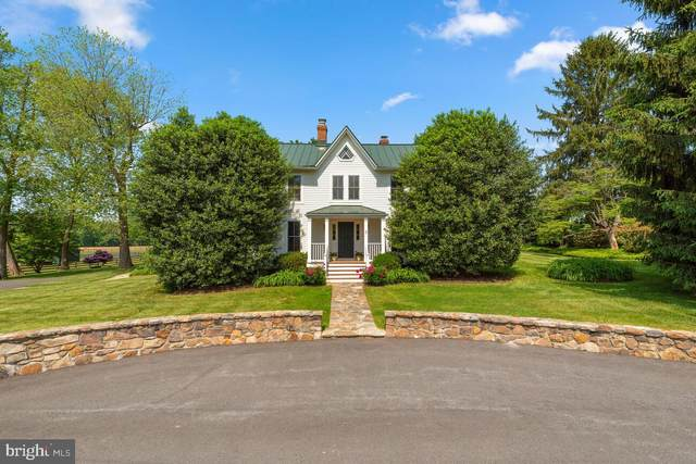 12645 Old Frederick Road, SYKESVILLE, MD 21784 (#MDHW295070) :: The Redux Group