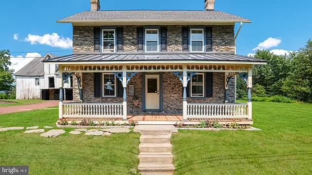 125 Old Bethlehem Road, PERKASIE, PA 18944 (#PABU528342) :: Jim Bass Group of Real Estate Teams, LLC