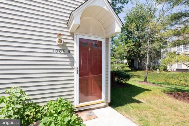 1006-B Yarmouth Lane, MOUNT LAUREL, NJ 08054 (#NJBL398316) :: The Schiff Home Team