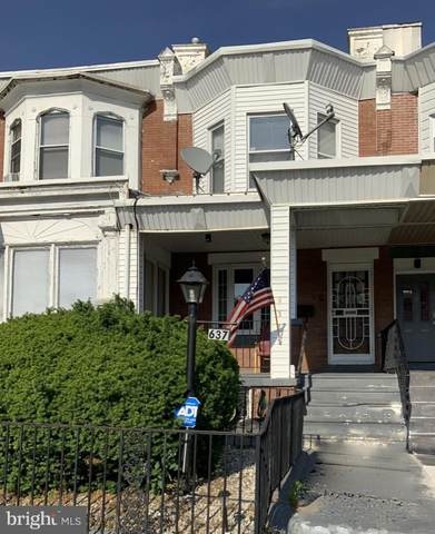637 N 63RD Street, PHILADELPHIA, PA 19151 (#PAPH1020364) :: ExecuHome Realty
