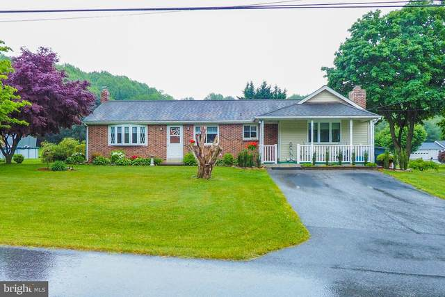2739 Manchester Road, WESTMINSTER, MD 21157 (#MDCR204782) :: The Sky Group