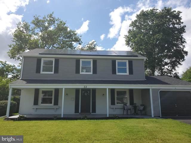 33 Birdseye Lane, WILLINGBORO, NJ 08046 (MLS #NJBL398342) :: Kiliszek Real Estate Experts
