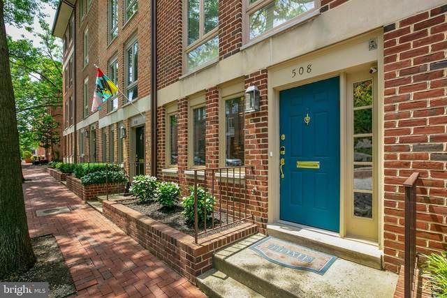 508 S Hanover Street, BALTIMORE, MD 21201 (#MDBA552134) :: Sunrise Home Sales Team of Mackintosh Inc Realtors