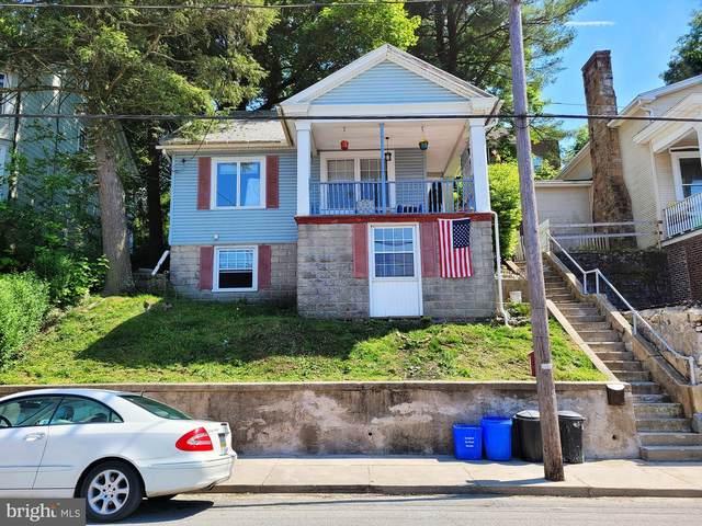 262 W Cottage Avenue, TAMAQUA, PA 18252 (#PASK135418) :: Jason Freeby Group at Keller Williams Real Estate