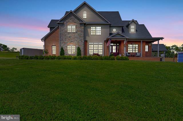 14040 Fairview Road, CLEAR SPRING, MD 21722 (#MDWA179976) :: Sunrise Home Sales Team of Mackintosh Inc Realtors