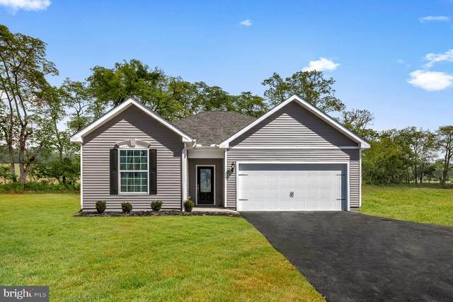66 Vintage Lane, HANOVER, PA 17331 (#PAAD116258) :: TeamPete Realty Services, Inc