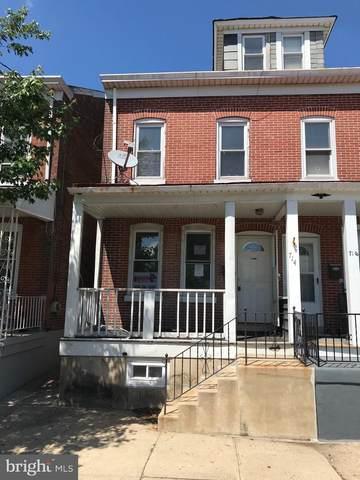 714 William Street, TRENTON, NJ 08610 (#NJME312938) :: Rowack Real Estate Team