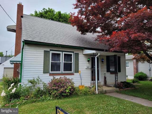 615 S 7TH Street, LEBANON, PA 17042 (#PALN119414) :: The Heather Neidlinger Team With Berkshire Hathaway HomeServices Homesale Realty