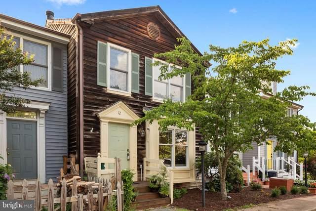72 Fairfax Street, WARRENTON, VA 20186 (#VAFQ170744) :: RE/MAX Cornerstone Realty