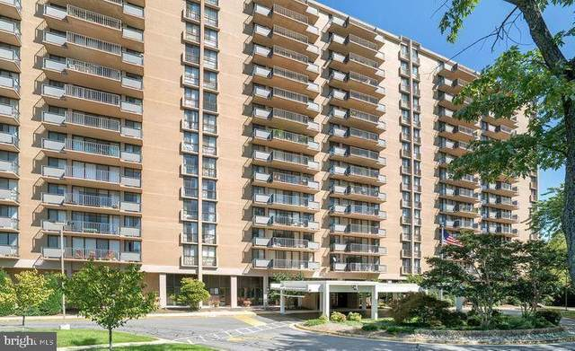 6100 Westchester Park Drive Tr41, COLLEGE PARK, MD 20740 (#MDPG607636) :: AJ Team Realty