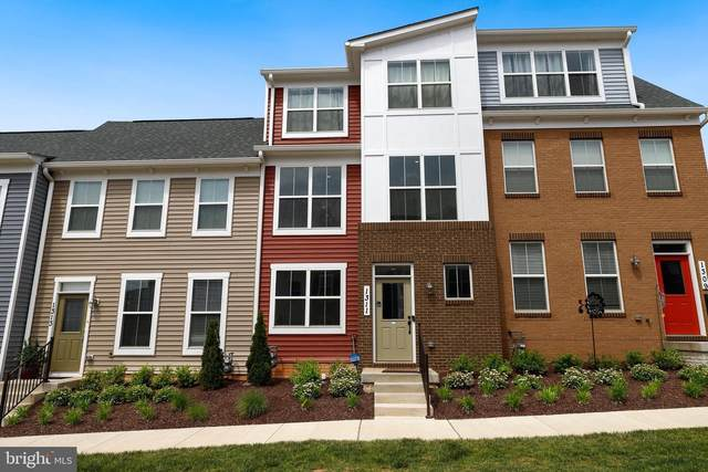 1311 Marsalis Place, FREDERICK, MD 21702 (#MDFR282996) :: CENTURY 21 Core Partners