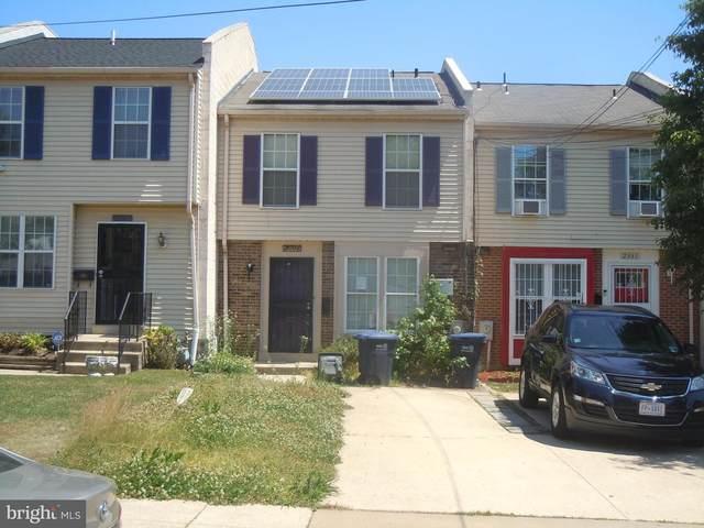 2349 Skyland Terrace SE, WASHINGTON, DC 20020 (#DCDC523268) :: RE/MAX Advantage Realty