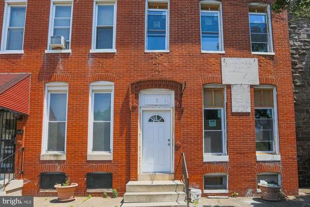 3 N Fulton Avenue, BALTIMORE, MD 21223 (#MDBA552290) :: Bowers Realty Group