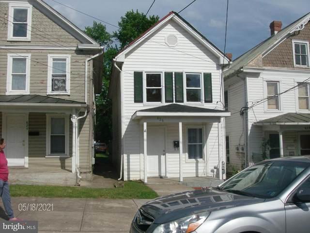 626 Virginia Avenue, MARTINSBURG, WV 25401 (#WVBE186274) :: Blackwell Real Estate