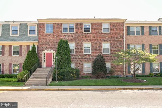 6002 Westchester Park Drive #3, COLLEGE PARK, MD 20740 (#MDPG607690) :: AJ Team Realty