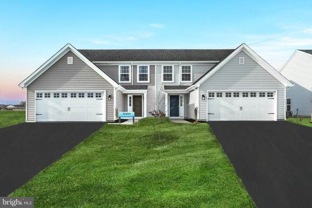 7438 Saint Patrick Ct. #13, ABBOTTSTOWN, PA 17301 (#PAYK159066) :: The Heather Neidlinger Team With Berkshire Hathaway HomeServices Homesale Realty