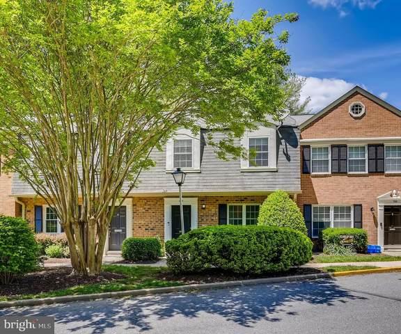 778 Princeton Place #1, ROCKVILLE, MD 20850 (#MDMC760148) :: Corner House Realty