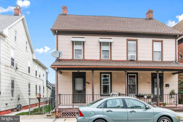 212 Ruth Avenue, HANOVER, PA 17331 (#PAYK159072) :: The Paul Hayes Group | eXp Realty