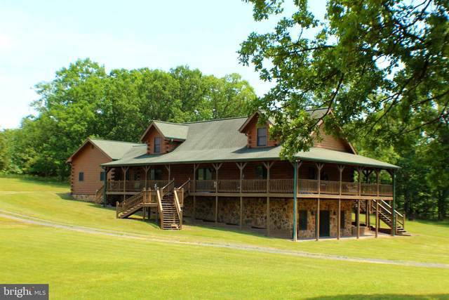 185 Happy Trail Lane, FISHER, WV 26818 (#WVHD106912) :: The Redux Group