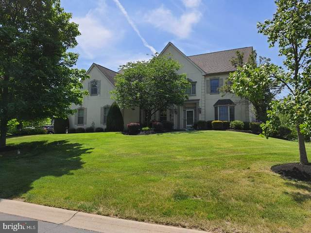 151 Windermere Drive, BLUE BELL, PA 19422 (#PAMC694540) :: The Schiff Home Team