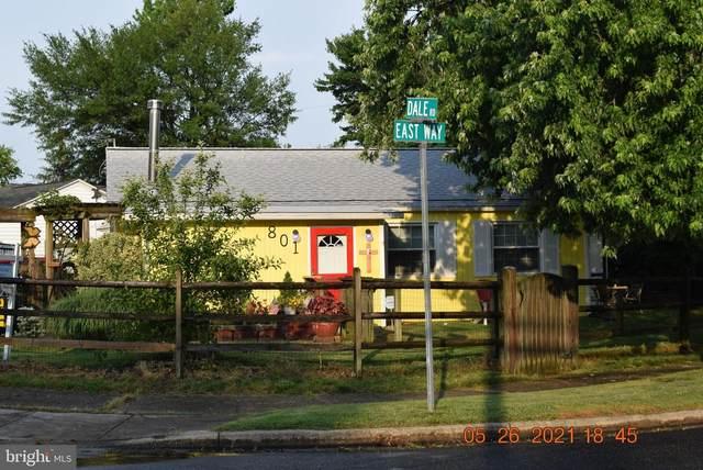 801 Dale Road, GLEN BURNIE, MD 21060 (MLS #MDAA469462) :: PORTERPLUS REALTY