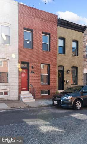 10 S Robinson Street, BALTIMORE, MD 21224 (#MDBA552358) :: Bowers Realty Group
