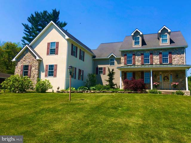 3370 Lower Saucon Road, HELLERTOWN, PA 18055 (#PANH108222) :: ExecuHome Realty