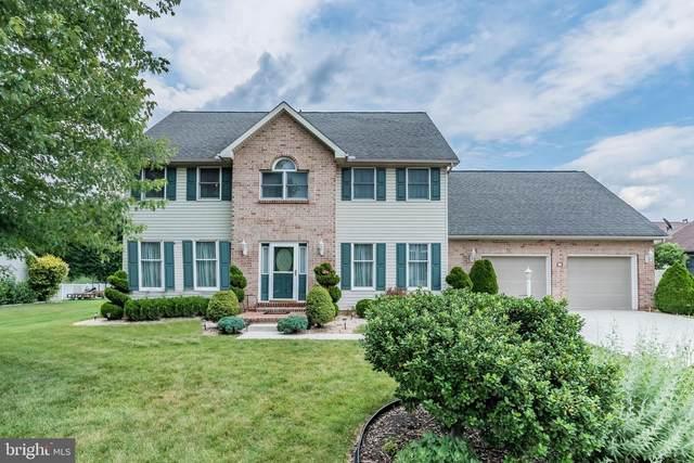 412 Scott Drive, SHIPPENSBURG, PA 17257 (#PACB135234) :: The Joy Daniels Real Estate Group