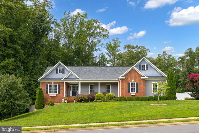 10416 Laurel Ridge Way, FREDERICKSBURG, VA 22408 (#VASP231812) :: VSells & Associates of Compass