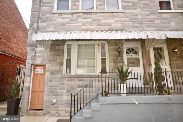 405 Saint Joseph Street, LANCASTER, PA 17603 (#PALA182770) :: Century 21 Dale Realty Co