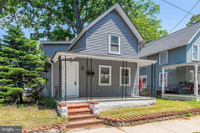 189 East Avenue, PITMAN, NJ 08071 (#NJGL276186) :: Linda Dale Real Estate Experts