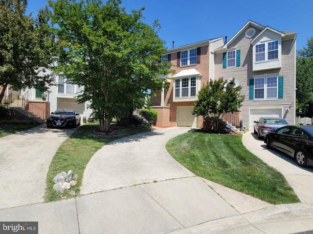 7104 Huckleberry Court, CLINTON, MD 20735 (#MDPG607776) :: The Mike Coleman Team