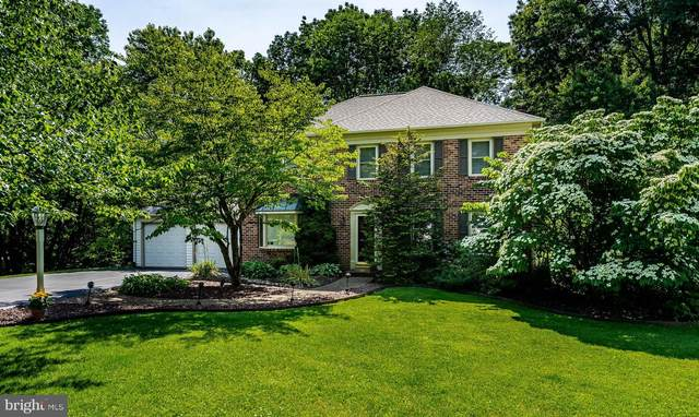 857 Smiths Court, WEST CHESTER, PA 19382 (#PACT537342) :: The Mike Coleman Team