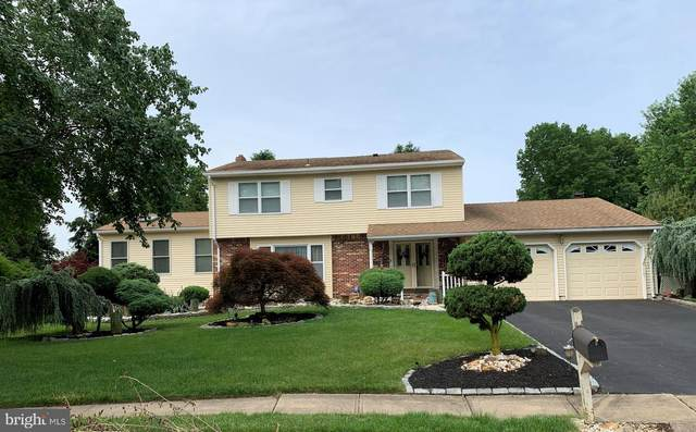5 Scobey Court, TRENTON, NJ 08690 (#NJME313018) :: Linda Dale Real Estate Experts