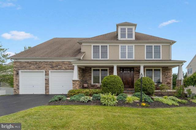 504 Summer Blossom Terrace, MOUNT AIRY, MD 21771 (#MDCR204854) :: Corner House Realty