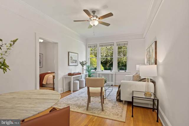 3022 Porter Street NW #101, WASHINGTON, DC 20008 (#DCDC523444) :: Erik Hoferer & Associates