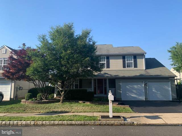 57 Kristopher Drive, TRENTON, NJ 08620 (#NJME313030) :: RE/MAX Advantage Realty