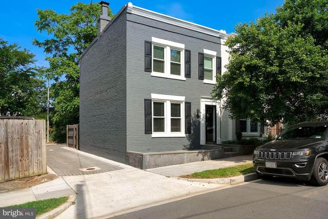 1906 35TH Place NW, WASHINGTON, DC 20007 (#DCDC523468) :: Dart Homes