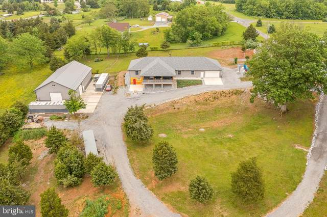 524 Cunningham Drive, FALLING WATERS, WV 25419 (#WVBE186310) :: AJ Team Realty