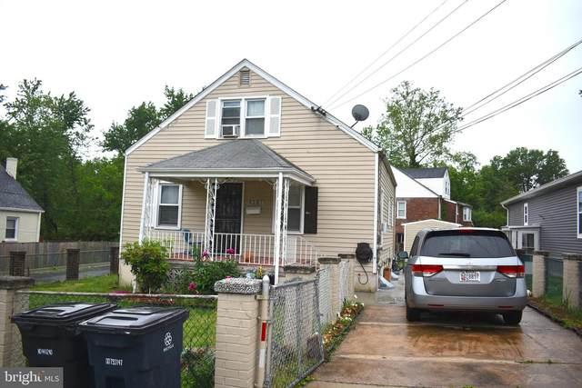 4307 Byers Street, CAPITOL HEIGHTS, MD 20743 (MLS #MDPG607806) :: PORTERPLUS REALTY