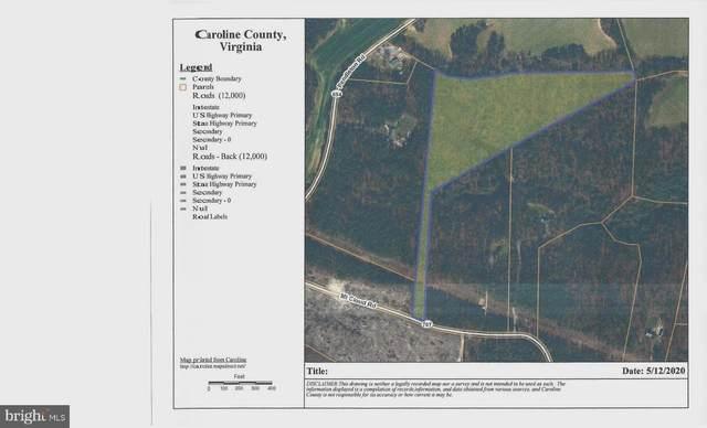 Mt Cloud, BOWLING GREEN, VA 22427 (#VACV124342) :: Crews Real Estate